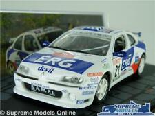 RENAULT MEGANE MAXI MODEL RALLY CAR 1:43 SCALE 1997 IXO ANDREUCCI SANREMO K8