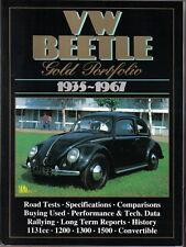 VW Beetle 1935-67 Gold Portfolio of Road Tests 1131 1200 1300 1500 Convertible +