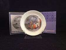 """Wedgwood Children's Story 1971 """"The Sandman"""" by Hans Christian Anderson Plate"""
