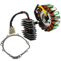 Stator Alternatore & Regulator Rectifier with Gasket for SUZUKI GSXR 600 GSXR750