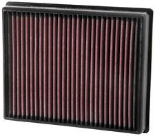K&n 33-5000 haut débit filtre à air pour ford mondeo 1.0 1.5 1.6 2.0 2014-2016