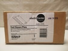 ELECTRICENTER WMEP ~ End Closure Plate for Siemens Meter Equipment POWNOD