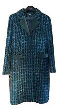 Laura Ashley Women's Wool Mix Coat size 12 used