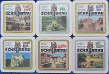 Bierdeckel Serie Sammlung - Schäffbräu Treuchtlingen Naturpark Altmühltal - 1976