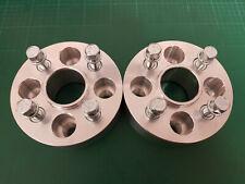 40mm 2x20mm PASSARUOTA SCC RENAULT 4x100 60,1 incl BULLONI RUOTA