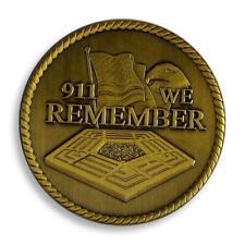 Usa, Tragedy 11 september 2001, 9/11, We Remember, Pentagon, Military, Token