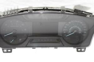 Speedometer Instrument Cluster 2013 Ford Flex Dash Panel Gauges 70,143 Miles