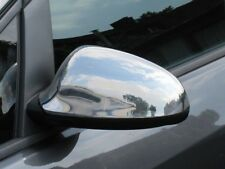 2010-2015 FIT vauxhall opel ASTRA J chrome mirror cover 2pcs S.STEEL