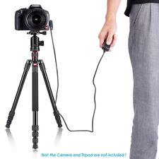 Neewer Wired Fernauslöser Auslöser für Canon EOS 600D/550D/500D/1000D/400D/350D