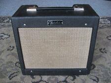 1964 Fender Champ guitar amplifier RARE BLACK TOLEX transition tweed amp pre-cbs