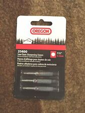 "Oregon Chain Grinder Sharpening Stone  7/32"" 3 PK"