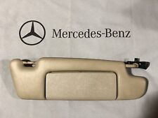 Mercedes Benz R129 300, 500SL, SL 320, 500, 600 Beige Right Sun Visor REBUILT !!