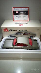 1:18 AUTOart Holden HK GTS Monaro coupe in Silver Mink