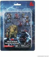 D&D Fantasy Miniatures: Icons of the Realms Monster Pack Cave Defenders Nib