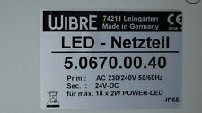 "Wibre LED-Netzteil 5.0670.00.40 ""neu"""