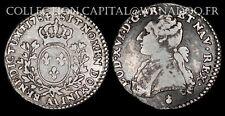 1/10 Ecu aux branches d'olivier 1784AA (Metz) Louis XVI Côte TTB 150€ (P)