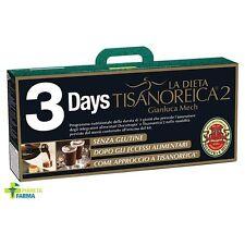 Kit 3 Days Start Tisanoreica2 – Senza Glutine,dieta,dimagrire,perdere peso