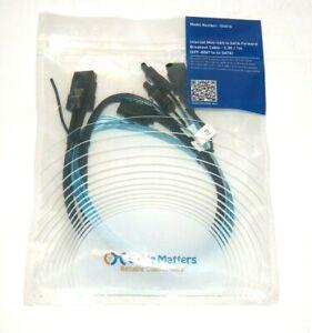 Cable Matters Internal Mini SAS to Sata Cable SFF-8087 to 4x Sata 3.3FT