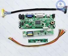 LCD Lvds Controller Board Inverter Kit (HDMI+DVI+VGA) for 1280X800 LTN154X3-L05