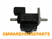 2011-2016 CRUZE 1.4 CHARGE AIR BYPASS SOLENOID NEW GM #  55574902