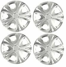"4x Wheel Trims Hub Caps 14"" Covers fits Suzuki Alto DYNAMIC Celerio Swift Ignis"