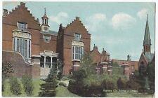 London; Harrow, Old School & Chapel PPC 1910 Sarisbury Green PMK By Shureys