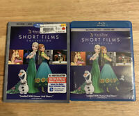 Walt Disney Animation Studios Short Films Collection (Blu-ray/DVD, 2015, 2-Disc)