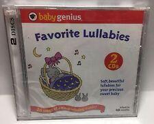 Baby Genius: Favorite Lullabies by Various Artists (CD, 2006, Baby Genius)