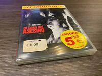 Il Bacio Del Killer DVD STANLEY Kubrick DELL'ASSASSINO Sealed Sigillato Nuovo