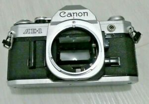 Canon AE-1 35mm SLR Film Camera - Body Only