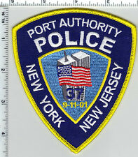 Port Authority Police (New York & New Jersey) 9-11-01 Twin Towers 37 Patch
