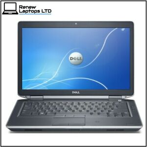 """FAST Dell Latitude E6430 14"""" Laptop, i5-3210M 2.5Ghz, 8Gb RAM, 120Gb SSD, Win 10"""