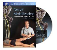 Nerve Mobilization Medical Massage Video on DVD - Back Pelvis Leg