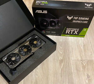 Asus GeForce RTX 3090 TUF Gaming 24Gb GDDR6X (Open box, cooling)