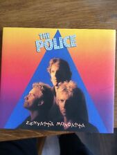 THE POLICE - ZENYATTA MONDATTA - SACD - 25TH ANNIVERSARY CD DIGIPAK