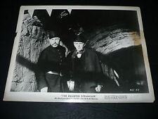 THE HAUNTED STRANGLER, orig 8x10 (Boris Karloff)