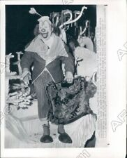1948 Actor singer Bing Crosby in Ringling Bros Barnum Bailey Circus Press Photo