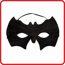 MASQUERADE BATMAN BAT ZORRO THIEF BANDIT PIRATE MASK -COSTUME -PARTY
