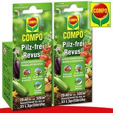COMPO 2 x 20 ML sans Champignon Revus Protège Frais Herbes, Légumes Et Pommes