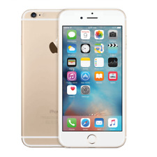 APPLE IPHONE 6 16 GB GOLD GOLD BROKEN DEFECTIVE MOTHERBOARD PIECES REPLACEMENT