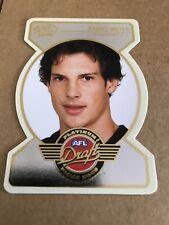 2005 AFL Dynasty Grand Redemption Golden Draft James Hird Essendon Platinum #097
