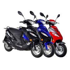 Roller AGM GMX 450 Sport 45 km/h Motorroller Scooter Mokick Rollerangebot Neu