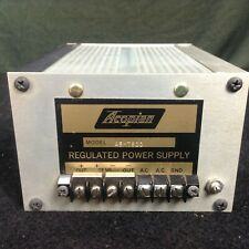Acopian Regulated Power Supply A5MT600 5V DC 6 Amp Appears New Old Stock NOS