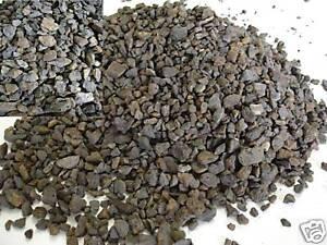 25 Liter Blähschiefer 8-16mm Schiefer Split Kakteenerde 0,49€/ltr. Granulat