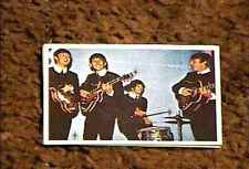 BEATLES DIARY TRADING CARD #12a TOPPS 1964 VF/NM