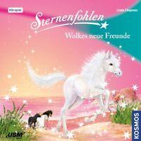 LINDA CHAPMAN - STERNENFOHLEN - FOLGE 12: WOLKES NEUE FREUNDE   CD NEU