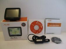 Mio Moov 300 GPS Touchscreen Navigation System - Very Lightly Used