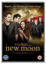 The Twilight Saga - New Moon (DVD, 2010) #K75 CHARITY SALE