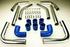 Ladeluftkühler Einbauset Kit Rohre Schläuche 2,5 Zoll 63,5mm Turbo A3 TT 1.8T A4