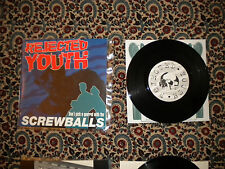 Rejected Youth - Don't Pick A ...EP ISD REBELLES SKINHEAD PUNK OI! HARDCORE ROCK